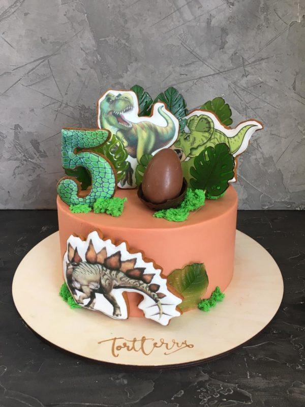 dinosaurcake